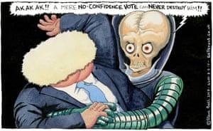 Steve Bell 08.08.19 cartoon