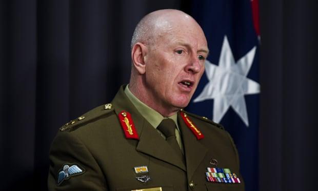 Australian military, Vaccines and immunisation, Health, Coronavirus,Lieutenant General Frewen ,COVID Vaccine,scott Morrison,harbouchanews
