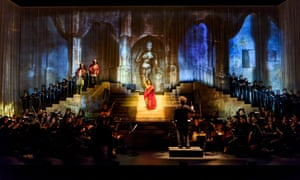 Sukanya, by Ravi Shankar and Amit Chaudhuri, with BBC Singers, London Philharmonic Orchestra and Aakash Odedra Company.
