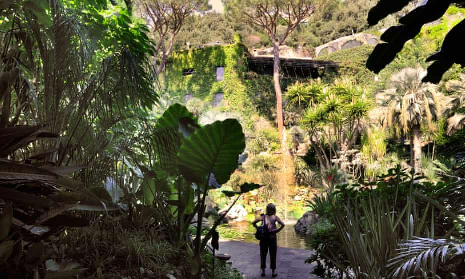 The Gardens of La Mortella,