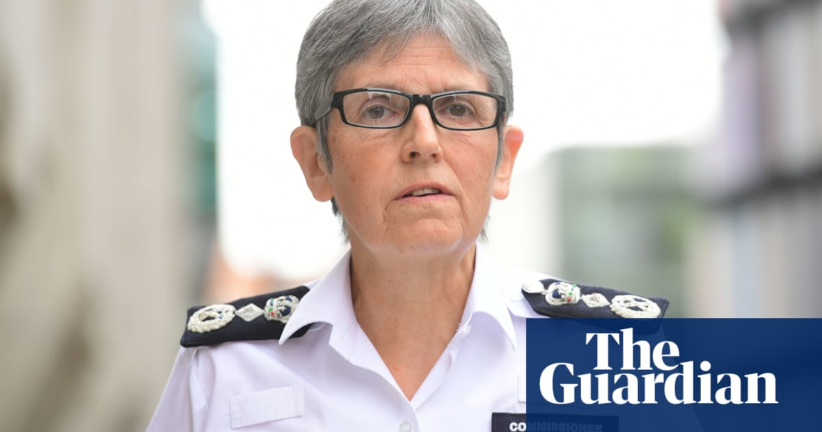Tech firms not doing enough to fight terrorism, says Met police chief