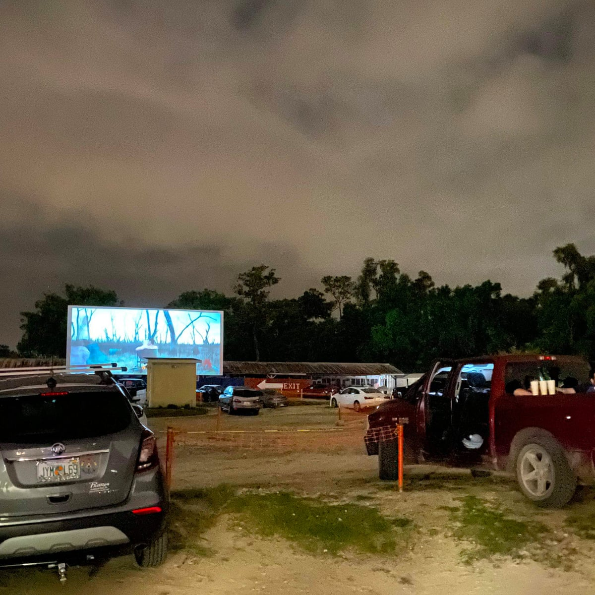 Back To The Future Are Drive In Theaters The Future Of Safe Cinema Trips Film The Guardian