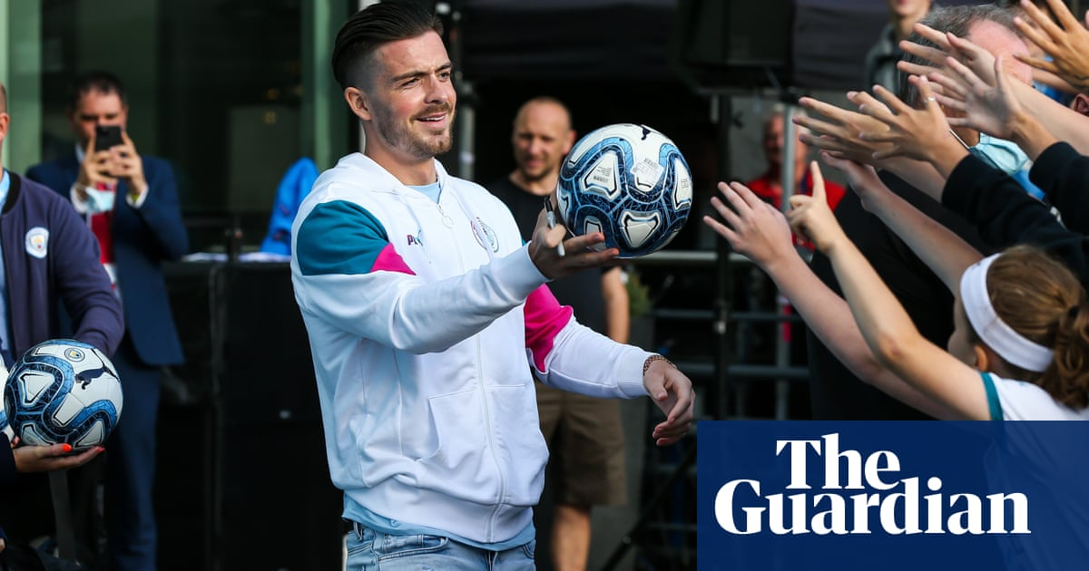 Manchester City's Jack Grealish relishes most expensive tag