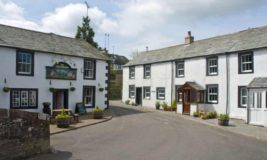 The Fox and Hounds pub, Ennerdale