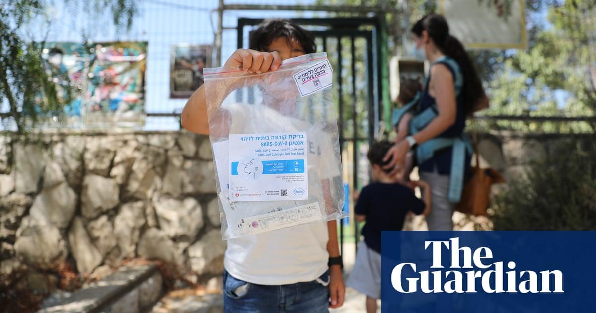 Israel registers record daily coronavirus cases