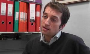 Sebastian Crutch, a neuropsychologist in the Dementia Research Centre of University College London.