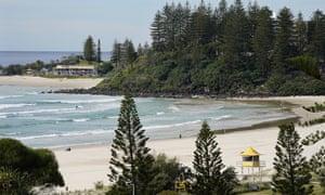 Three women gather to clear out their friend's beach house on Australia's Gold Coast.