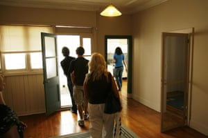 """""""Many tenants are too afraid to raise concerns about a problem with the property because they fear being labeled as a difficult tenant and then being evicted,"""" said Ned Cutcher of Tenants' Union of NSW, ."""