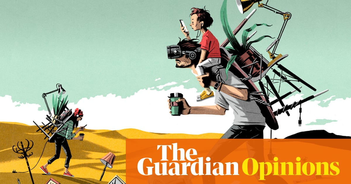 In a world of digital nomads, we will all be made homeless | John Harris