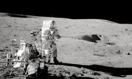 4bn-year-old 'Earth rock' found in Apollo 14 crew's moon haul
