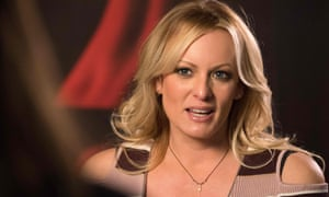 'Who knew she was coming over the horizon?' … Stormy Daniels.