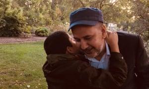 Mashal Naseem and his father Tahir Ahmad Naseem: