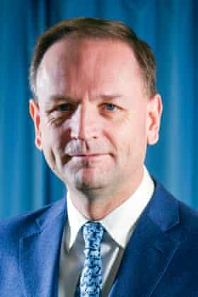 Simon Stevens, NHS England's chief executive