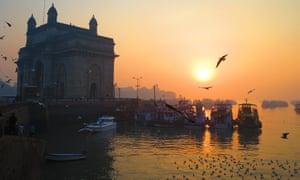 The Gateway of India, Mumbai.