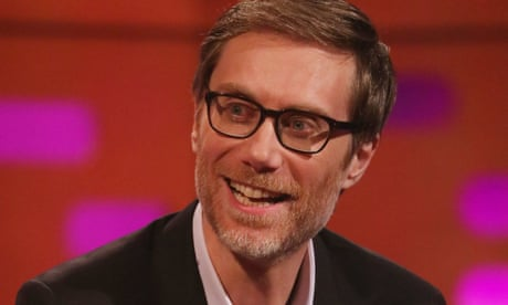 Stephen Merchant: 'Harrison Ford would find a shop selling toilet roll'