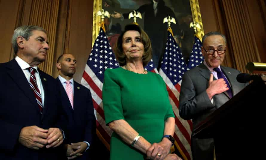 If Democrats win back the House, their strategy is to hold oversight hearings on Trump's environmental rollbacks and pursue more incremental and popular measures.