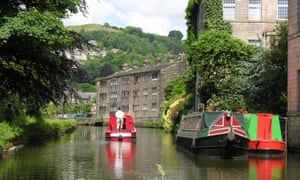 sowerby bridge canal cruise