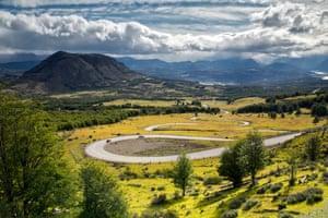 Cerro Castillo national reserve.