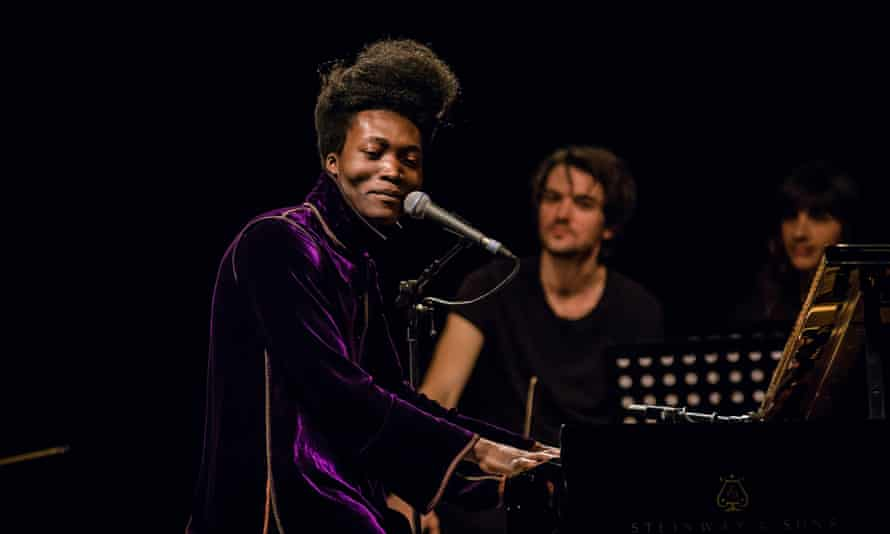 Benjamin Clementine … 'When people are beyond hopeless, I understand that.'
