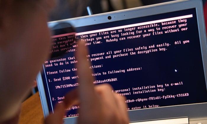 WannaCry, Petya, NotPetya: how ransomware hit the big time