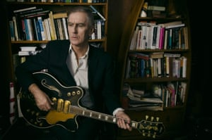 Robert Forster, formerly of Australian band the Go-Betweens.