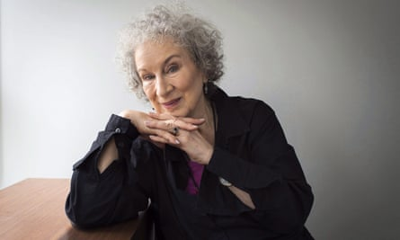 'Little girls are not made of sugar and spice': Margaret Atwood.