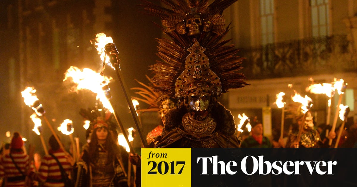 Catholics and 'Zulus' in short supply as Lewes does Bonfire night