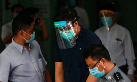 Myanmar police arrest Canadian pastor for defying coronavirus ban ...