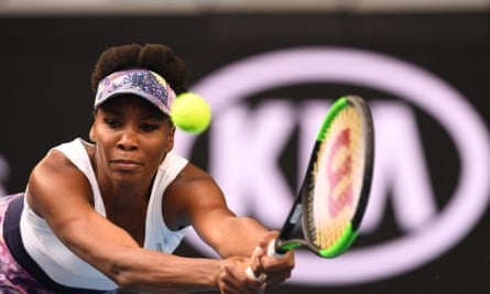 Venus Williams was in imperious form against Ying-Ying Duan and their third-round match quickly felt like an exhibition.