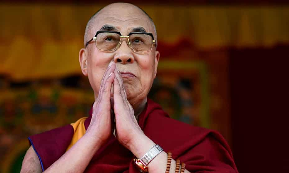 The Dalai Lama in England. His supporters say it has been 'painful' to see the spiritual leader's name tarnished by Dhonden's alleged behavior.