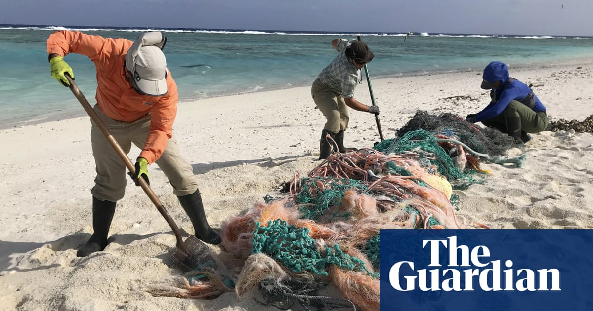 Cut off for nine months, Pacific atoll conservationists emerge to Covid pandemic