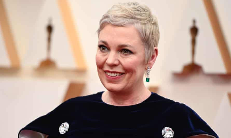 Olivia Colman arrives for the 92nd Oscars at the Dolby Theatre in Hollywood, California on 9 February 2020.