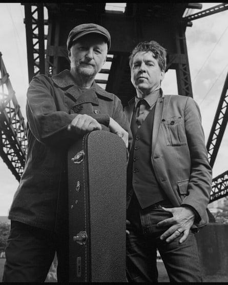 Billy Bragg and Joe Henry