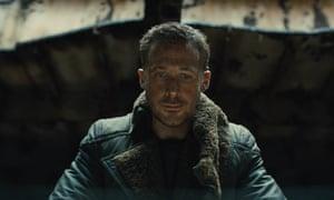 … Ryan Gosling in Blade Runner 2049.