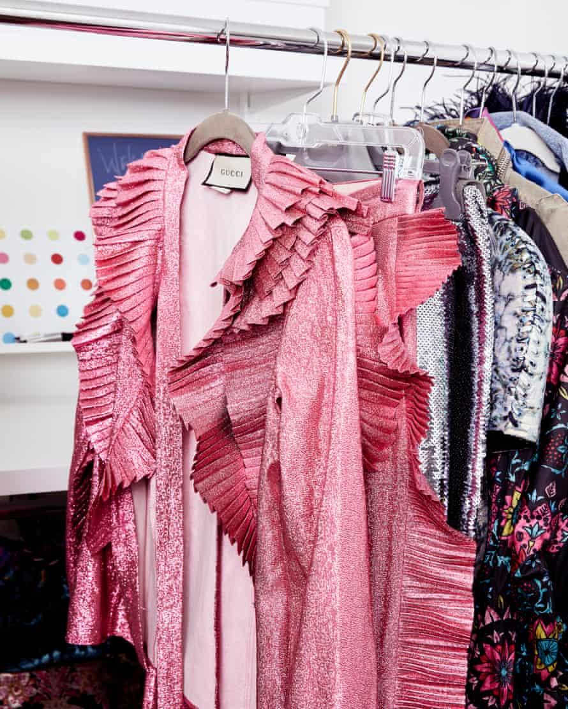 Inside Marni Senofonte's wardrobe