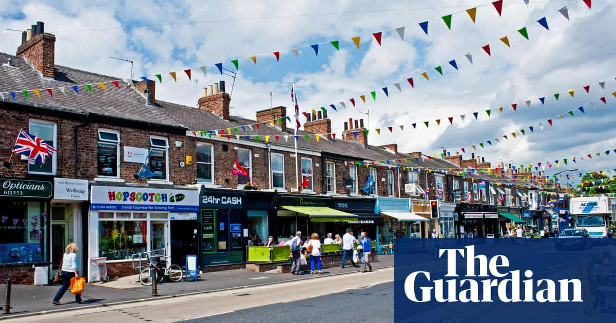 74f2584a6a0 How to bring a high street back from the dead | Life and style | The ...