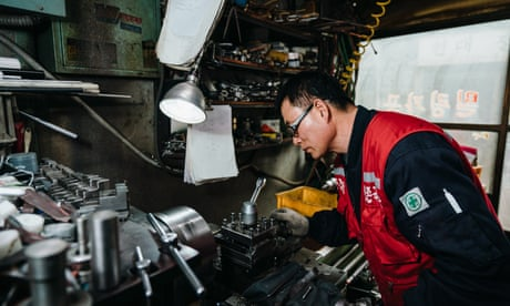 'I'm panicking': Seoul prepares to rip out its manufacturing heart