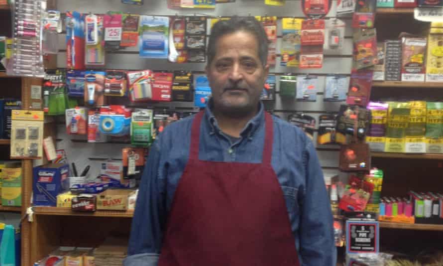 Mohamed Muezeb, of Ridgewood, Queens.