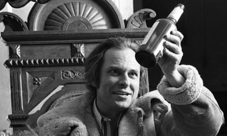 Rip Torn in the early 1970s