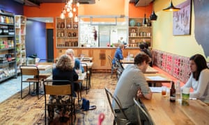 Kuch, Bristol: 'This authentic-sounding menu invites experimentation.'