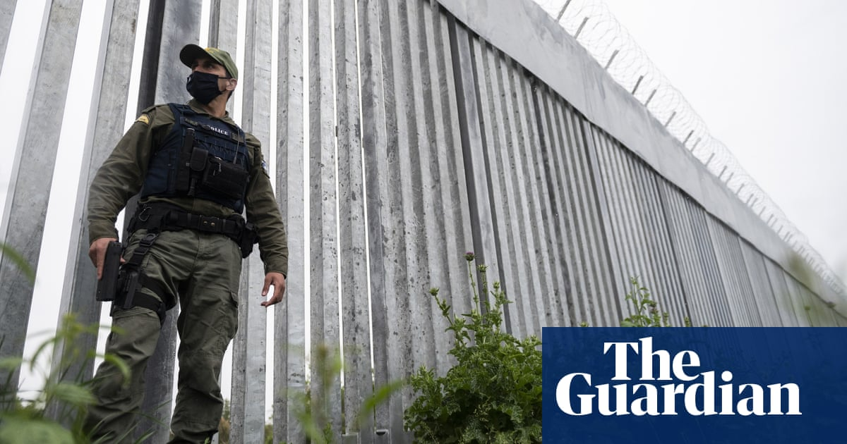 Greece extends border wall to deter Afghans trying to reach Europe