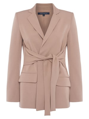 Etta belted, £150, frenchconnection.com