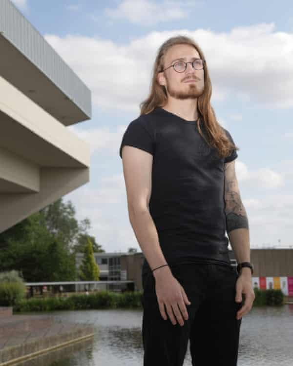 Tom Nicol, who has perfectionism