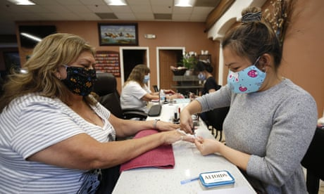 'Covid's not the only health issue': inside the rural counties defying California's lockdown