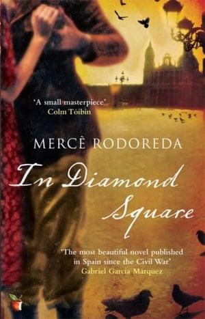 Cover of Merce Rodoreda's In Diamond Square