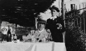 Oscar Wilde Lord Alfred Douglas
