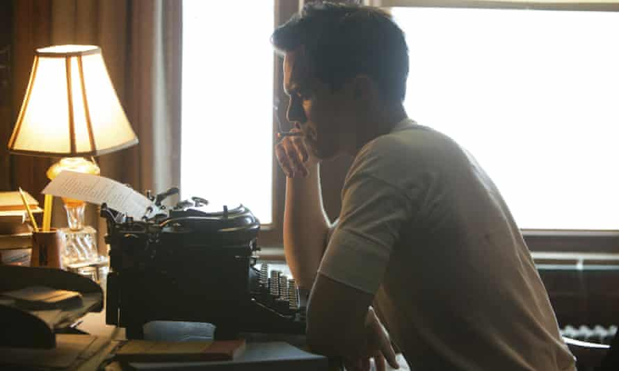 'A very agreeable, if at times shallow watch' ... Nicholas Hoult in Rebel in the Rye.