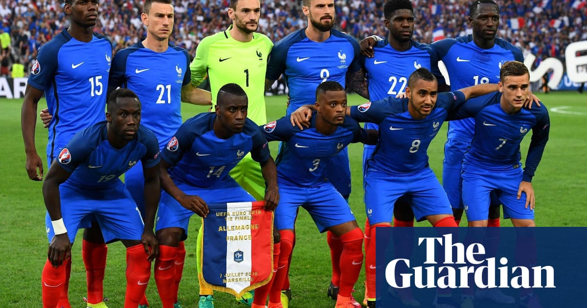 France S And Portugal S Colonial Heritage Brings African Flavour To Euro 2016 Euro 2016 The Guardian
