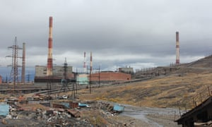 Nickel factory closed