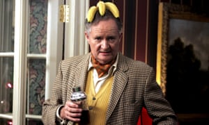 Jim Broadbent as Blake Morrison's father in the film adaptation of And When Did You Last See Your Father?